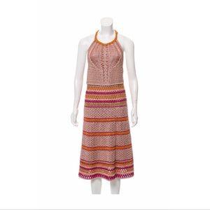 M Missoni Crochet Knit Dress NWT